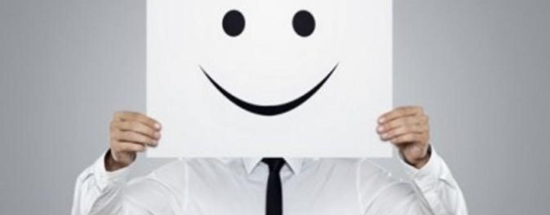 Bahagia Mengerjakan Pekerjaan