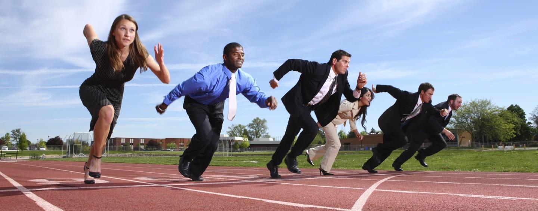 Beginilah 5 Cara Orang Sukses Menyikapi Kompetisi Yang Semakin Ketat