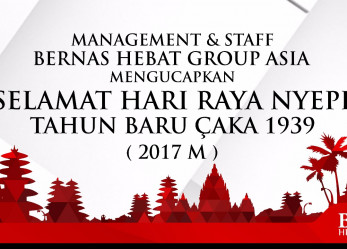 Selamat Hari Raya Nyepi 2017