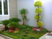 Taman di Rumah Mungil