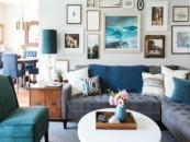 Tips Menentukan Kombinasi Warna Interior Rumah