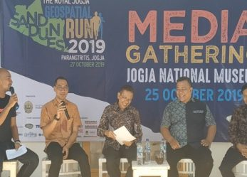 The Royal Jogja Geospatial Run 2019, Momentum Dongkrak Potensi Gumuk Pasir