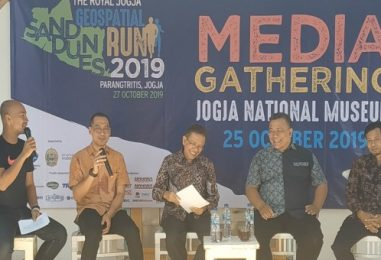 The Royal Jogja Geospatial Run 2019, Momentum Dongkrak Potensi Gumuk Pasir