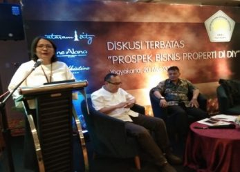 Diskusi Prospek Bisnis Properti di DIY